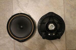2x 2006-2011 OEM Honda Civic Sedan Speakers