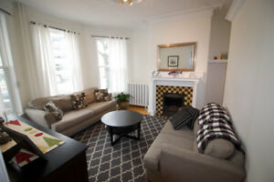 Modern & Updated Downtown Halifax Flat For Rent-  July 1st