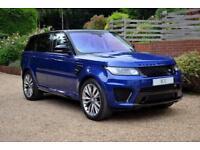Land Rover Range Rover Sport V8 Svr Estate 5.0 Automatic Petrol