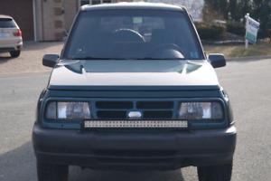 1998 Chevy Tracker 4X4 (Suzuki Sidekick)