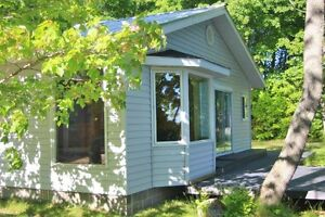 Waterfront Gros Cap Home offered at $389,900
