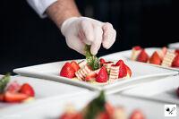 Cuisiniers(ères) pour des banquets et des cocktails