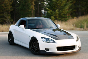 Honda s2000 supercharged widebody