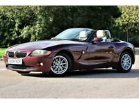 2004 BMW Z4 2.2 i SE Roadster 2dr Convertible Petrol Manual