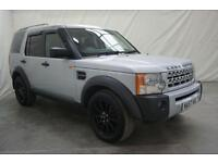 2008 57 LAND ROVER DISCOVERY 2.7 3 TDV6 SE 5D AUTO 188 BHP DIESEL