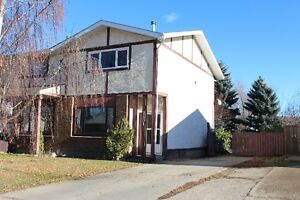 4 Bedroom Sask Duplex Available May 1