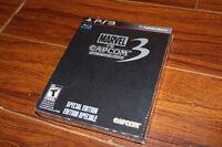 Marvel vs Capcom 3: Special Edition (sealed) Edmonton Edmonton Area Preview