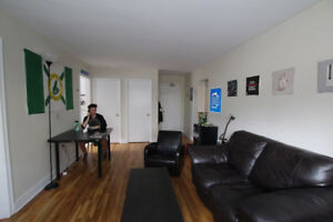 One bedroom SUBLET, Fully Furnished, $600/Mo. South End Halifax