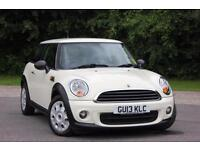 2013 MINI HATCH ONE D HATCHBACK DIESEL