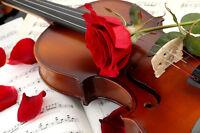 Cours de violon , piano, solfege