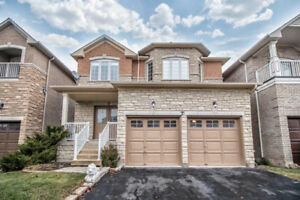 Wow, Show Stopper!! Executive 4 Bdrm Fully Upgraded Detached