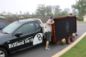 Pool table repairs and removals Macgregor Brisbane South West Preview