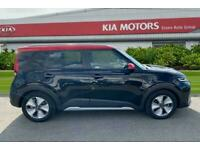 2020 Kia Soul 64kWh First Edition SUV 5dr Electric Auto (201 bhp) Hatchback Elec
