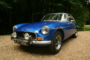 Wanted MGB GT