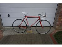 Bianchi road bicycle from mid 70's