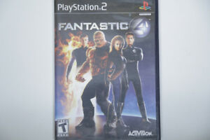 Play Station (2) - FANTASTIC FOUR