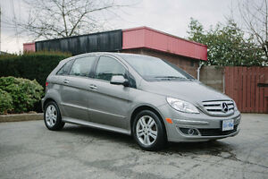 2006 Mercedes-Benz B-Class B200 Turbo Hatchback