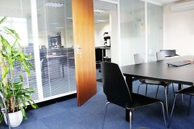 Serviced office space / desk rental in Redhill- on site cafe - Enterprise hub culture, 10 businesses