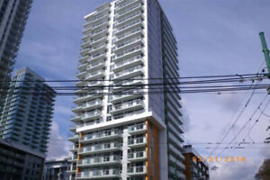BRAND NEW Luxury 1 bedroom + den, CAMBIE & Marine Dr STATION