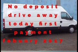 2011 Iveco Daily Extra Long Wheel Base High Roof,financeavailable vans,cars