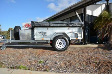 OffRoad Camper PMX Mawson Independant suspension + All Galvanized Canning Vale Canning Area Preview