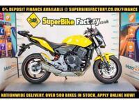 2012 12 HONDA CB600F HORNET 600CC 0% DEPOSIT FINANCE AVAILABLE