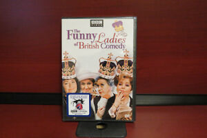 The Funny Ladies of British Comedy (2004) NEW