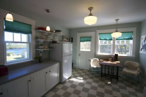 Winter rental - Cape House in LaHave