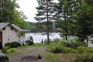 Chalet lac McGill, Ste-Julienne