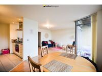 Modern & spacious 2 bed, 2 bath with a balcony moments from Devons Road DLR Station LT REF: 4565575