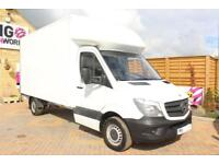 2014 MERCEDES SPRINTER 313 CDI LUTON WITH TAIL LIFT LUTON DIESEL