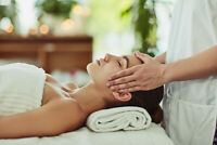 Massage over the long weekend