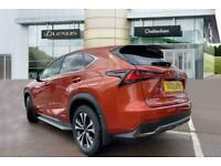 2021 Lexus NX ESTATE 300h 2.5 F-Sport 5dr CVT (Premium Pack/Leather) Auto SUV Pe