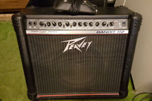 Peavey Amp and multiple pedals - Sell or trade