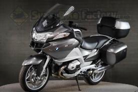 2012 62 BMW R1200RT MU 1200CC 0% DEPOSIT FINANCE AVAILABLE