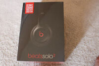 BEATS SOLO 2 (BLACK) 160$ PRICE IS FIRM.
