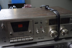Vintage Ken-Tech tape deck