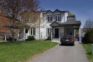 House for rent - Manoir des Trembles - Maison à louer