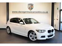 2014 63 BMW 1 SERIES 2.0 116D M SPORT 5DR 114 BHP DIESEL