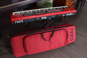 Nord on stage ex 88