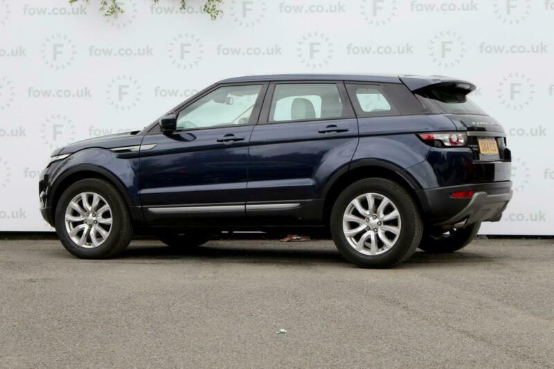 2014 Land Rover Range Rover Evoque 2.2 SD4 Pure 5dr Auto [9] [Tech Pack] Estate