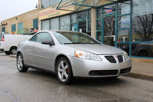 2006 Pontiac G6 GT Convertible - ZERO DOWN FINANCING AVAILABLE -