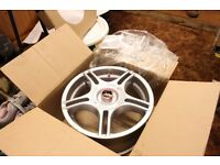 Alloy wheels to fit Peugeot 205 GTI / CTI