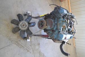 moteur 350 L-48 de Corvette 100% original