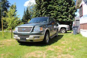 2005 Ford Expedition all wheel drive