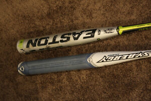 Easton Slo-Pitch Bats