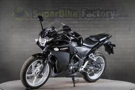2012 12 HONDA CBR250 RA-B