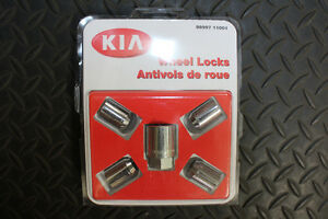 Wheel Locks-4pc 99997-11001