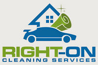 Residential Cleaning/Carpet steam cleaning