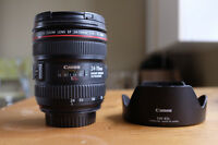 Canon EF 24-70 f/4L IS USM Lens